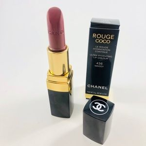 Chanel Rouge Coco Lip Colour 436 Maggy